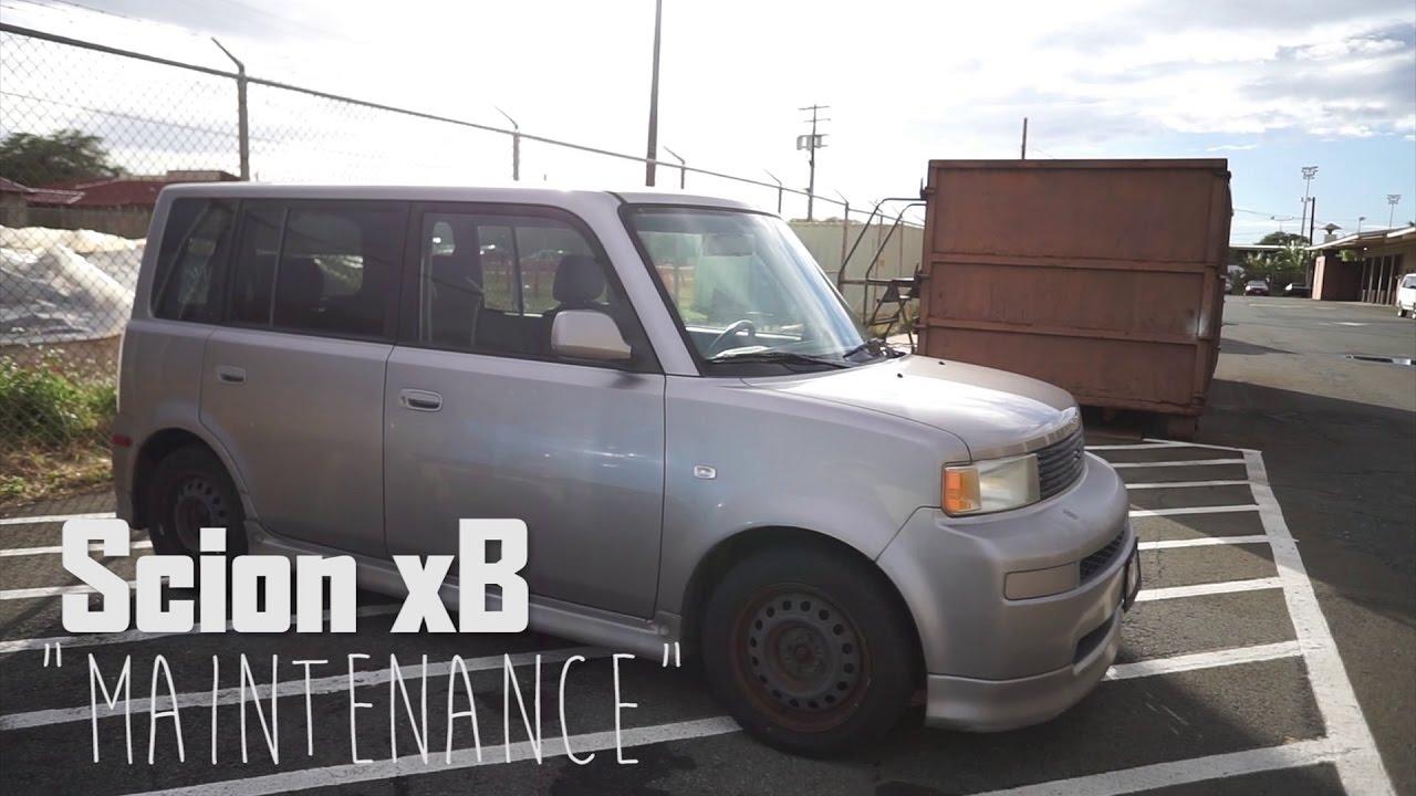 hight resolution of scion xb maintenance hatch latch