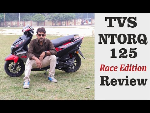 Tvs Ntorq 125 Price Mileage Exaust Sound Review In Hindi