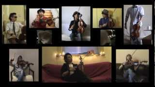 KATEI - Count On Me (Bruno Mars) Violin Cover