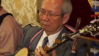 Độc Tấu đàn Kìm đàn Lục Huyền Cầm mở đầu Chương trình Văn Nghệ