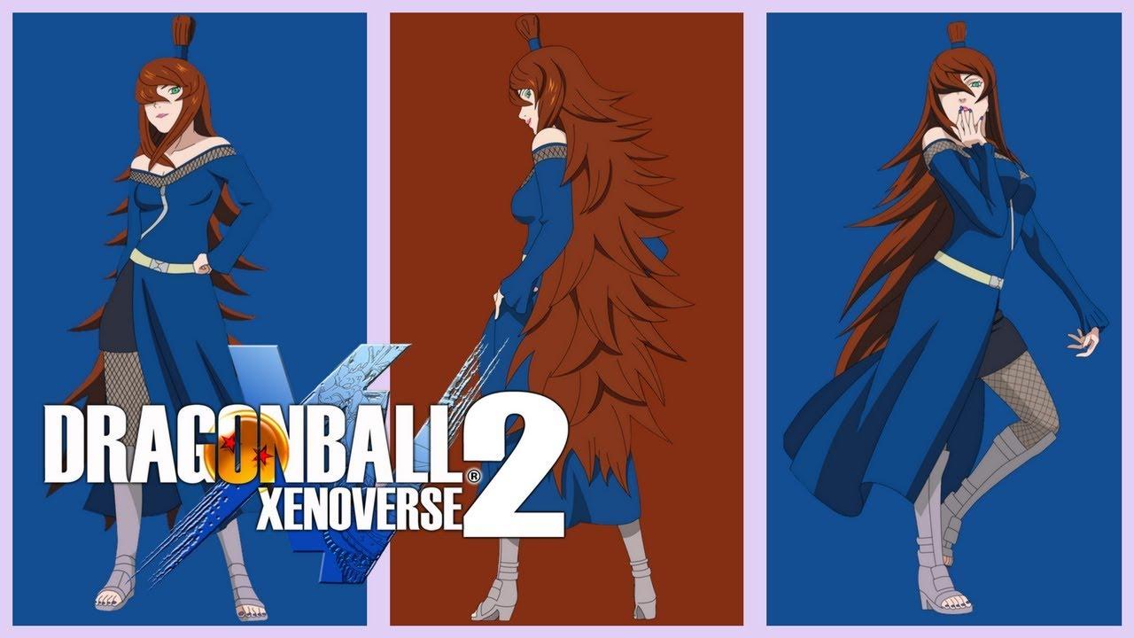 dragon ball xenoverse 2 mei terumi 5th mizukage naruto youtube