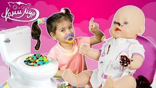 BAD BABY Беби Бон объелся конфет MESSY TOILET