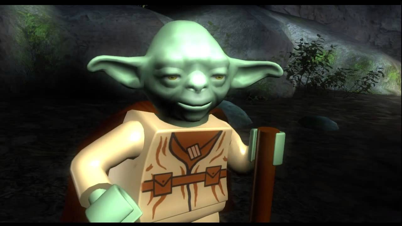 Xbox 360 Longplay 124 Lego Star Wars The Complete Saga ...