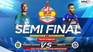 FULL!! PERSEBAYA VS AREMA FC  (FT:4-2)- Bejo Jahe Merah Piala Gubernur Jatim 2020
