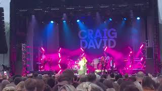 Craig David - When You Know What Love Is EXCLUSIVE 24.05.19 Video