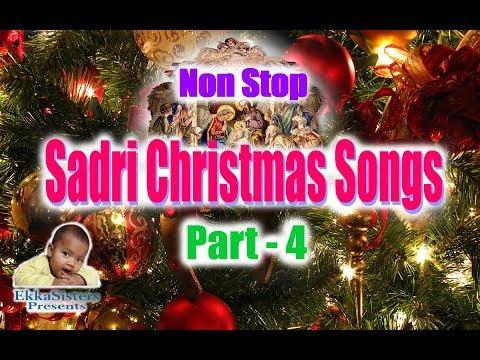 Sadri Christmas Songs Nonstop Part 4