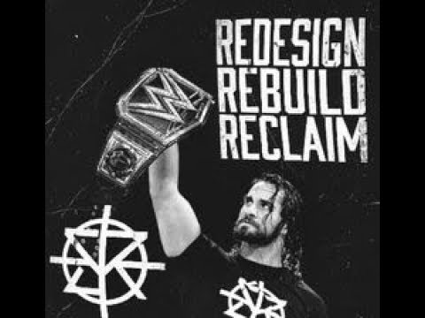 2018 seth rollins NEW theme song(FULL VERSION) ||KILLSWITCH ENGAGE|| THE  END OF THE HEARTACHE||