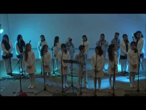 """le concert """"Tous en Coeur"""" -1ere partie"""