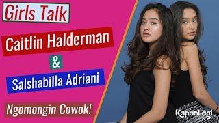 Kencan Impian Salshabilla Adriani & Caitlin Halderman