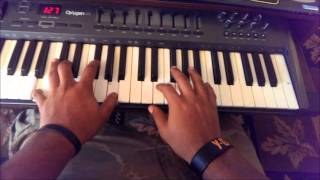 "PIANO COVER & TUTORIAL FOR DRAKE ""HOLD ON IM COMING HOME"" BY ILLWILL"
