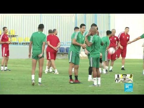 Algeria take on Nigeria in Africa Cup of Nations semi-final showdown