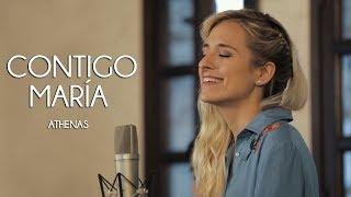 Athenas - Contigo, María (Video Oficial) - MÚSICA CATÓLICA