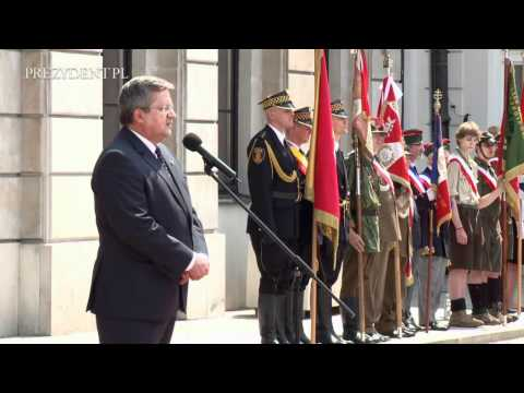Rocznica ustanowienia Orderu Virtuti Militari