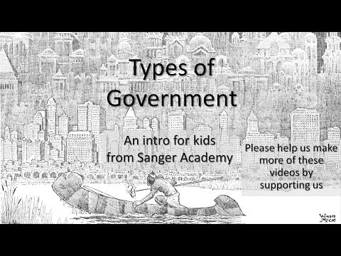 Types of Government - an intro for kids - Sanger Academy