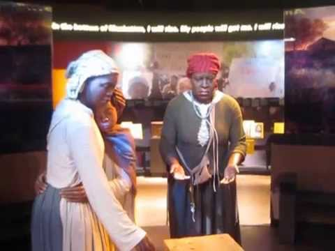African Burial Ground - NYC- Indoor Exhibit – Snippet (1/2)
