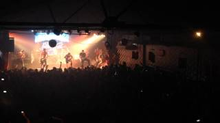 Parkway Drive Argentina 2014 - Wild Eyes