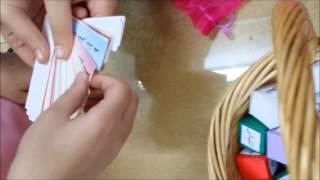 صندوق الحظ العاب ترفيهية لطالبات المدرسة