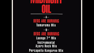 Midnight Oil - B2 - Beds Are Burning (Instrumental Ayers Rock Mix)