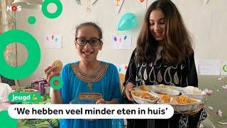 Moslims Vieren Het Suikerfeest, Maar Zonder Veel Familie
