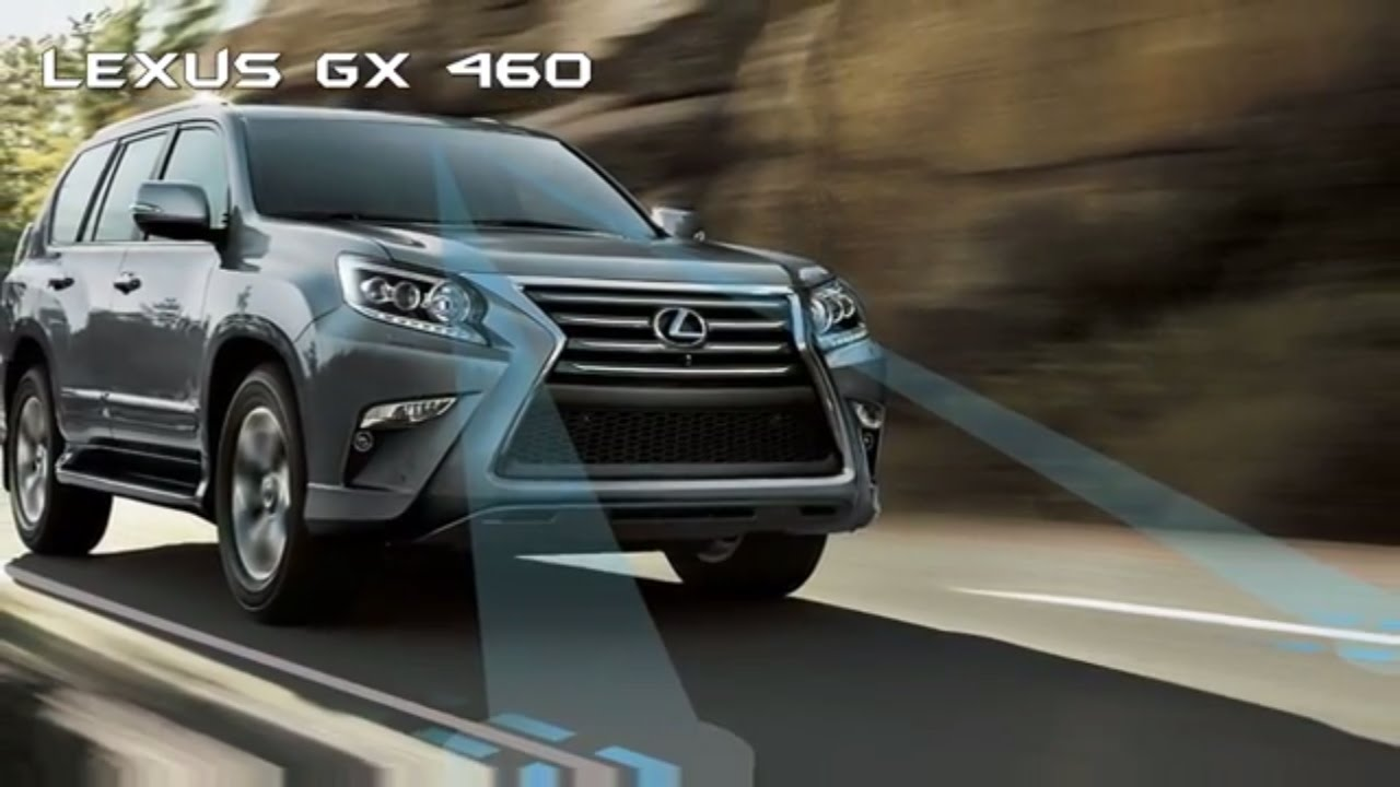 2017 lexus gx 460 available with new sport design package