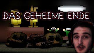 DAS GEHEIME GUTE ENDE! | Five Nights at Freddy's 3 Deutsch - Good Ending [German]