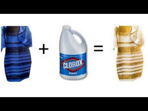 La Mentira Del Vestido Azul O Blanco Video Inedito