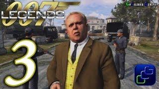 007 Legends Walkthrough - Part 3 - Goldfinger: Fort Knox - Agent