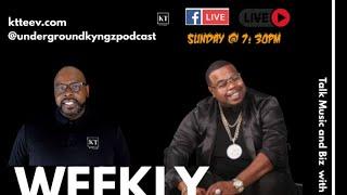 Candy Coated Summer | Underground Kyngz Podcast | Ktteev.com