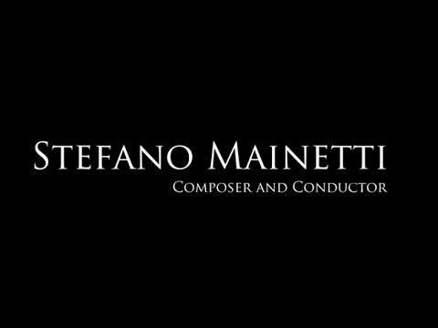 Stefano Mainetti Composer and Conductor