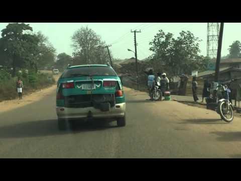 Road Trip Oyo state to Osun State