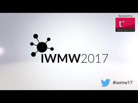IWMW 2017 - P7: Oxford Mosaic: A Web Publishing Platform for