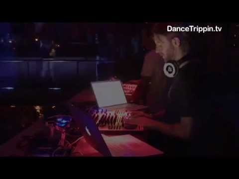 Richie Hawtin DJ Set   Minus @ Cocoon Amnesia  DanceTrippin