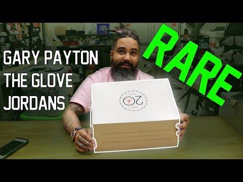 "SUPER RARE!!! Gary Payton ""THE GLOVE"" Jordans"