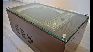 Video DIY COFFEE TABLE out of a VINTAGE TV download MP3, MP4, WEBM, AVI, FLV April 2018