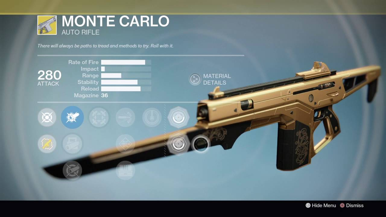 bungie monte carlo this game needs it destinythegame