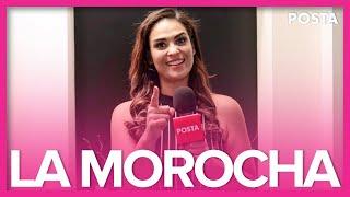 """Regresa """"La Morocha"""" a la música."""