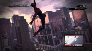 The Amazing Spider-man Gameplay Free Roam