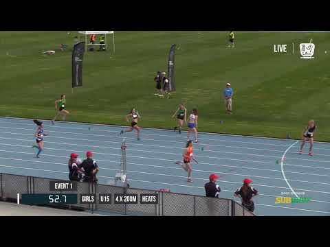 2017 SUBWAY State Relay Championships - Livestream