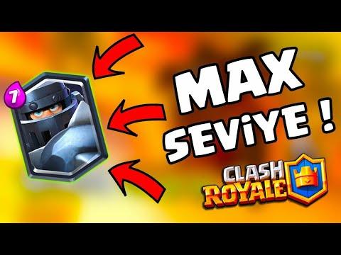 Clash Royale Maksimum 8 Efsanevi Kart # Super