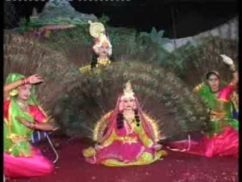 BHAJAN MOR KUTI  (RADHA KRISHNA MOR DANCE)