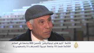 غياب تونس عن أفضل 800 جامعة بالعالم