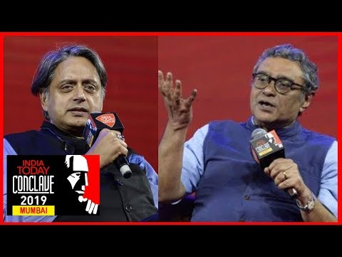Shashi Tharoor & Swapan Dasgupta Exclusive | Decoding What Modi Mandate Tells Us | #ConclaveMumbai