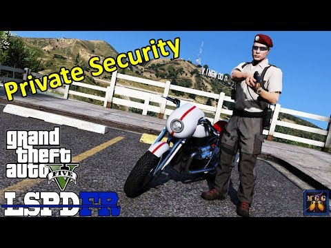 Private Home Security Patrol GTA 5 LSPDFR Episode 228