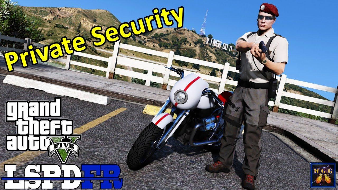 Private Security Gta 5