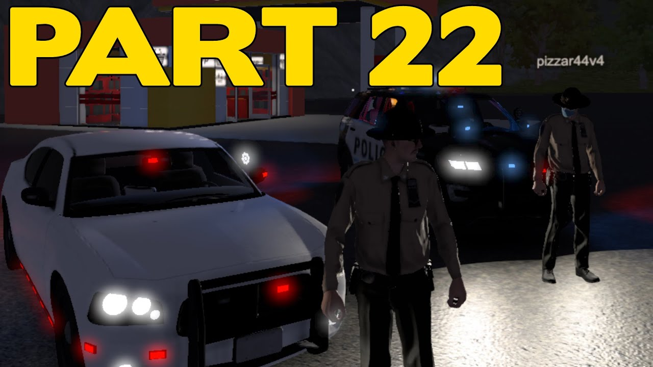 Flashing Lights Patrol Part 22 | Collab with Pizzar & Pursuits!