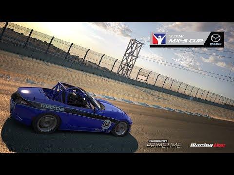 Global Mazda MX-5 Cup // Week 4 at Mazda Raceway Laguna Seca
