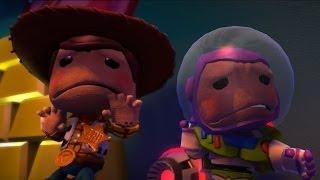 Toy Story Level Kit Part 4 - LittleBigPlanet 2 | EpicLBPTime