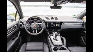 New Porsche Cayenne E Hybrid Concept 2019 - 2020 Review, Photos, Exhibition, Exterior and Interior