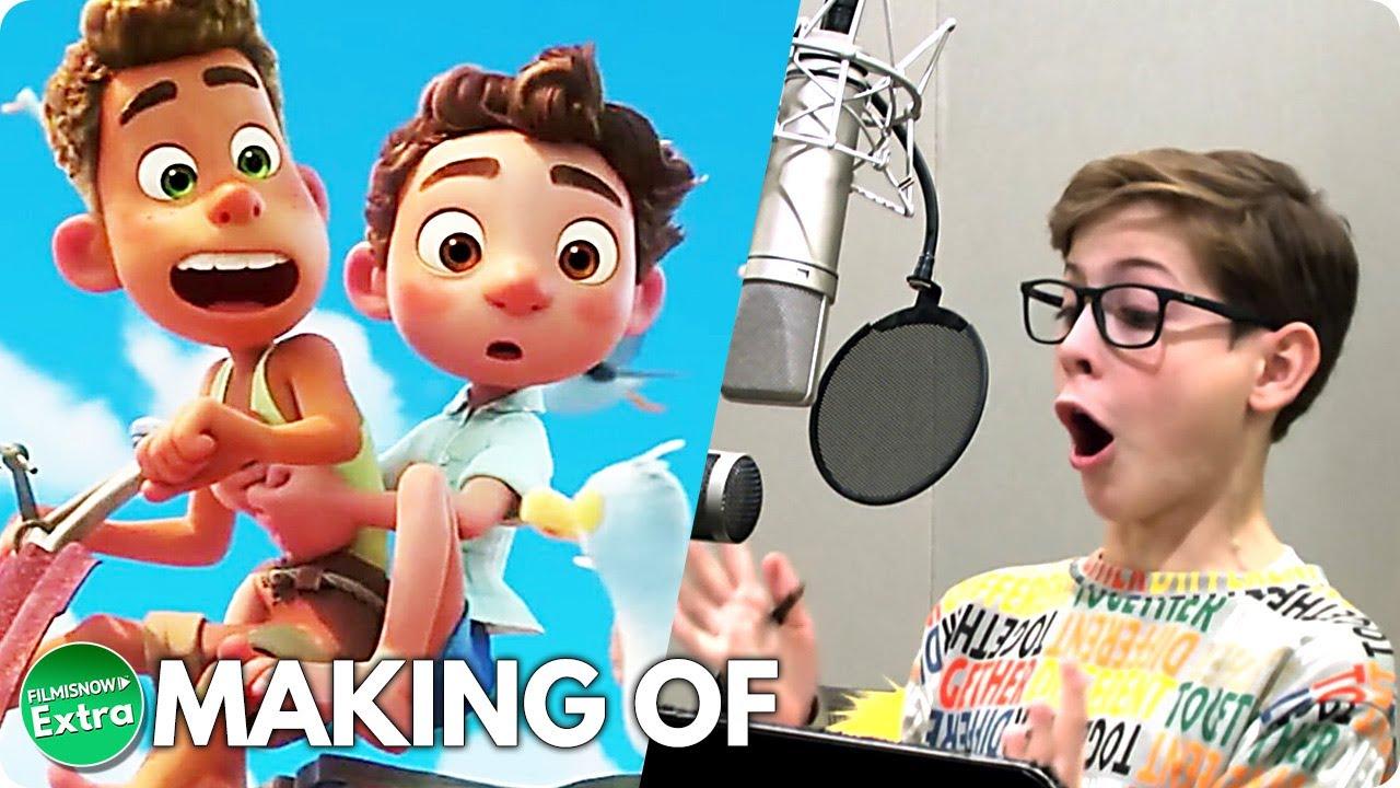 Tremblay, Grazer on What Drew Them to Disney/Pixar's 'Luca ...