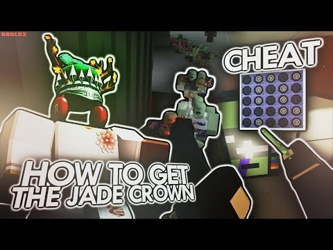 THE 100% FASTEST WAY TO GET THE JADE KEY & JADE CROWN OF SILVER in ROBLOX! **INSANE CHEAT**
